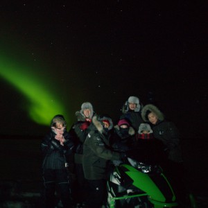 Guest and Northern Light