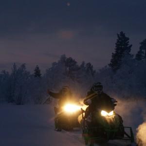 Lapland Incentive Snowmobile Safari