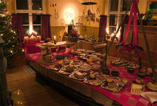 Wärdshuset christmas buffet