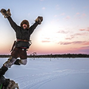 Johan from Lapland Incentive