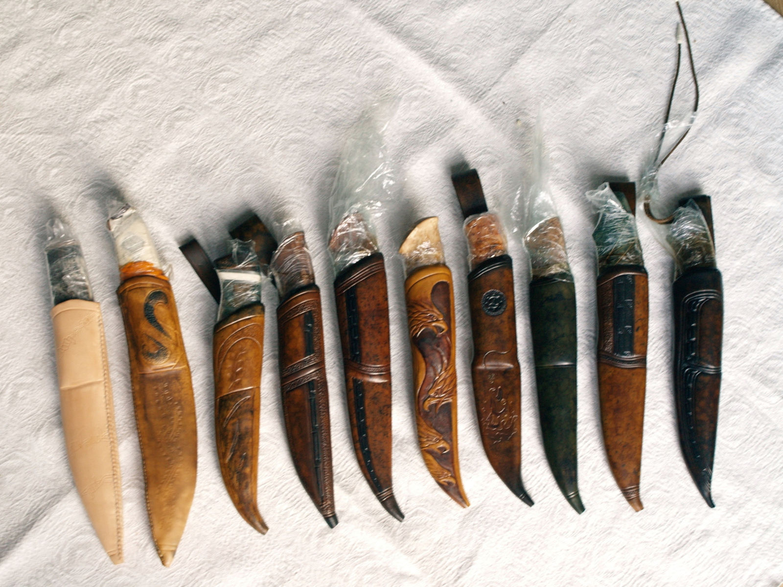Knives at Wärdshuset