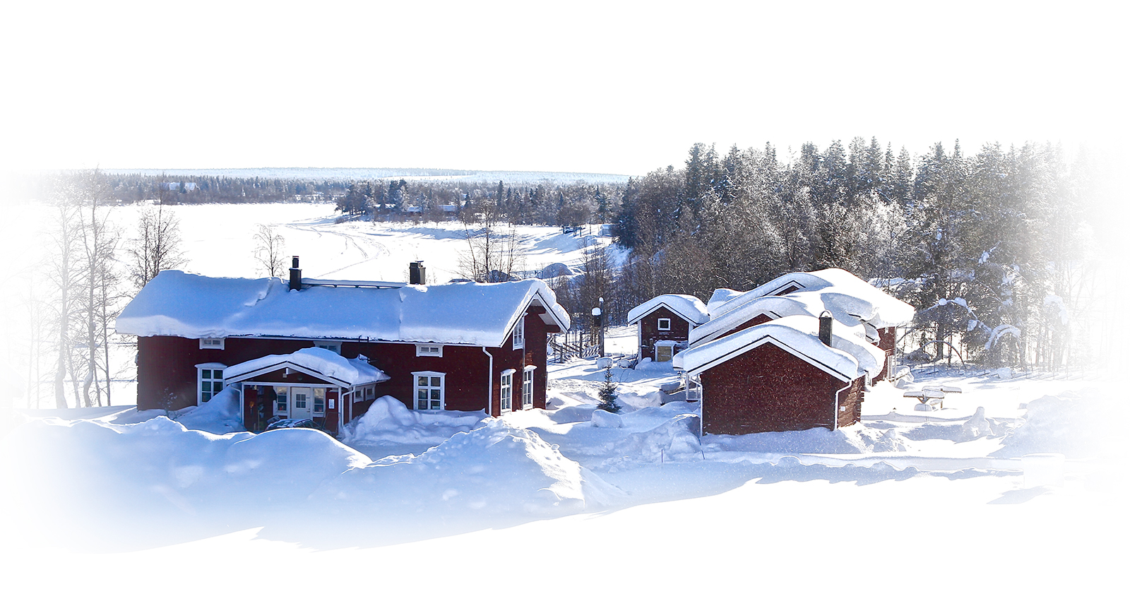Lapland Guesthouse winter