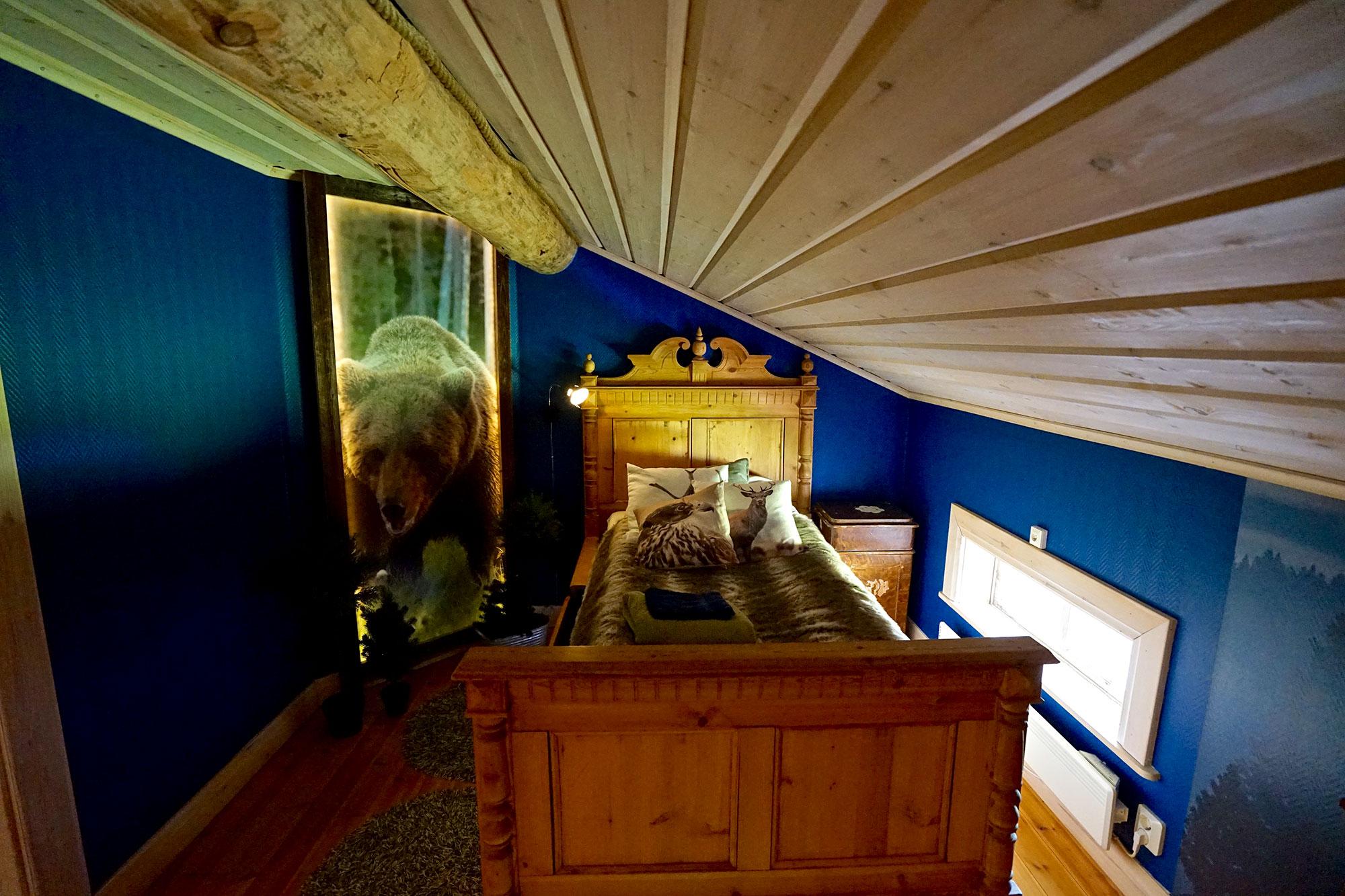 Bear den guesthouse