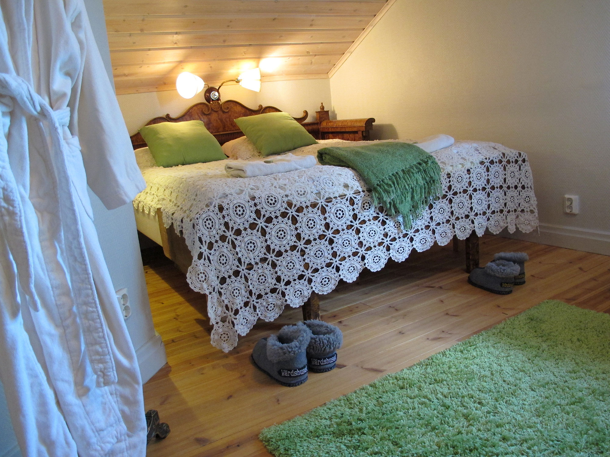 Double-room-lapland-guesthouse