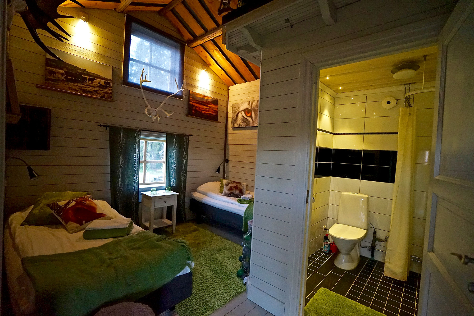 Nature-room-guesthouse