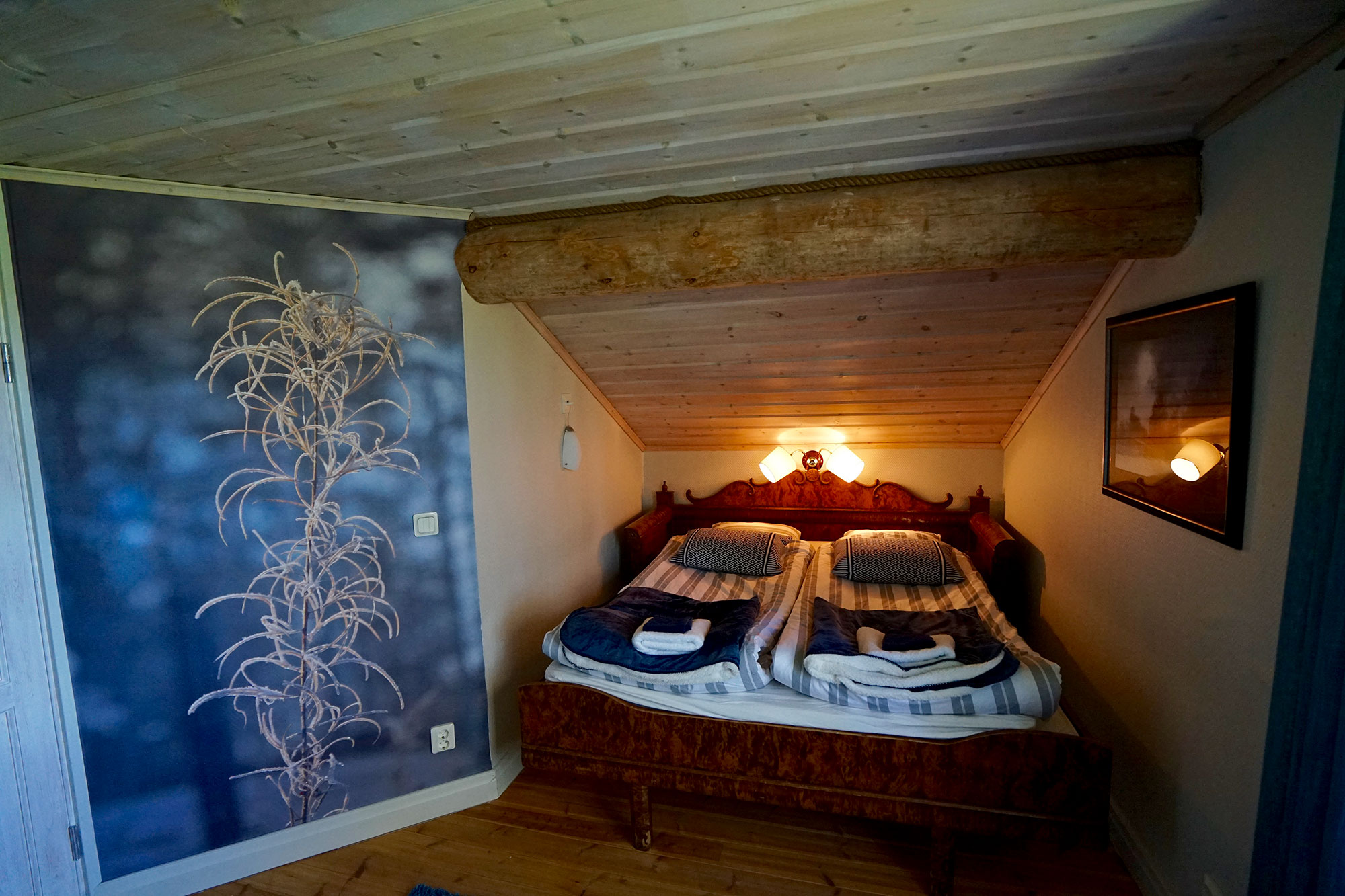 Winter-room-lapland-guesthouse