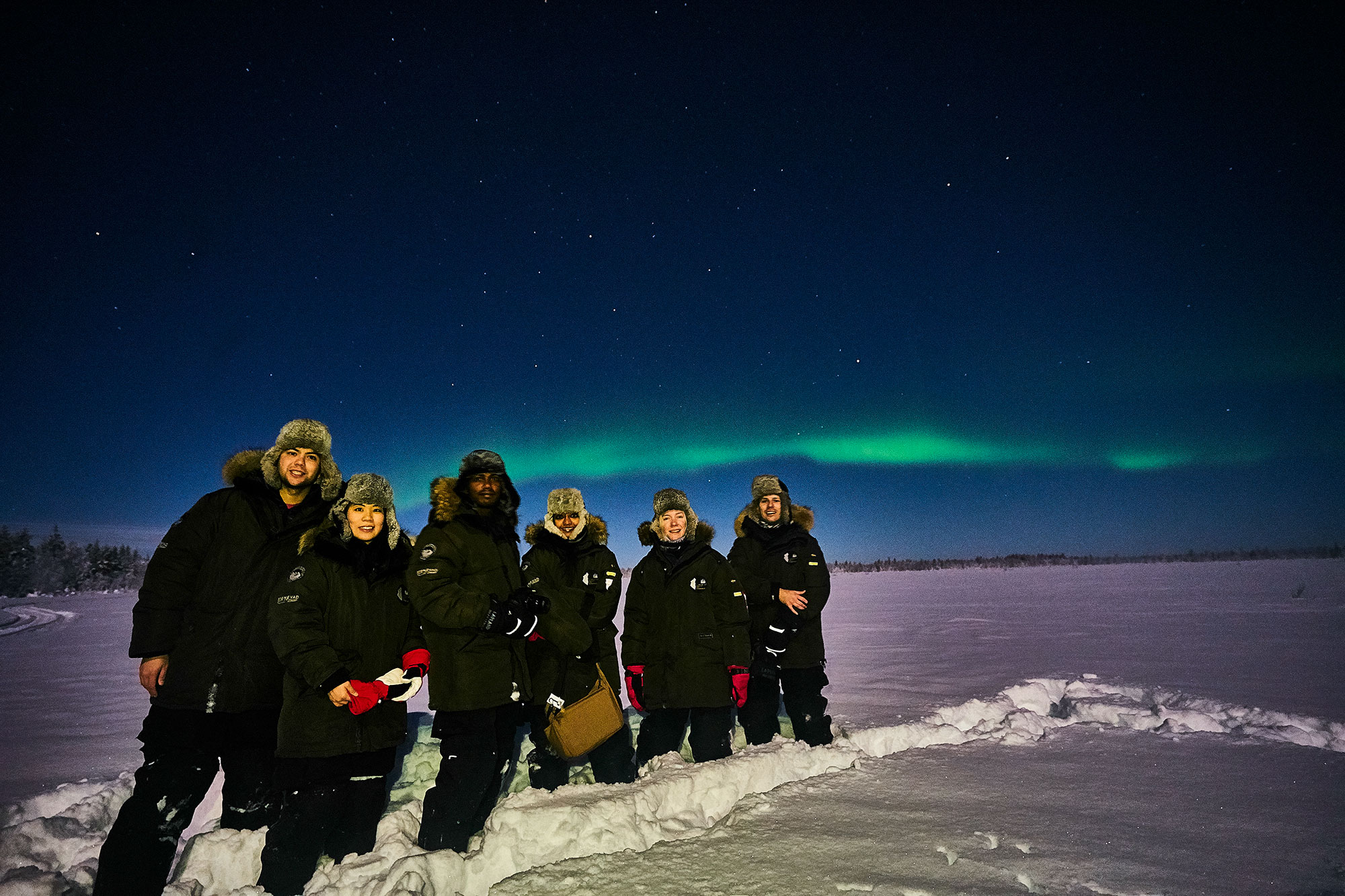 Northern Light Safari