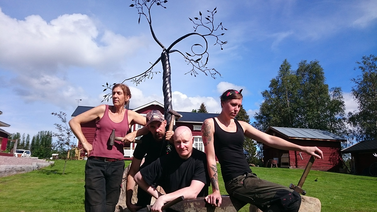 meet the blacksmiths