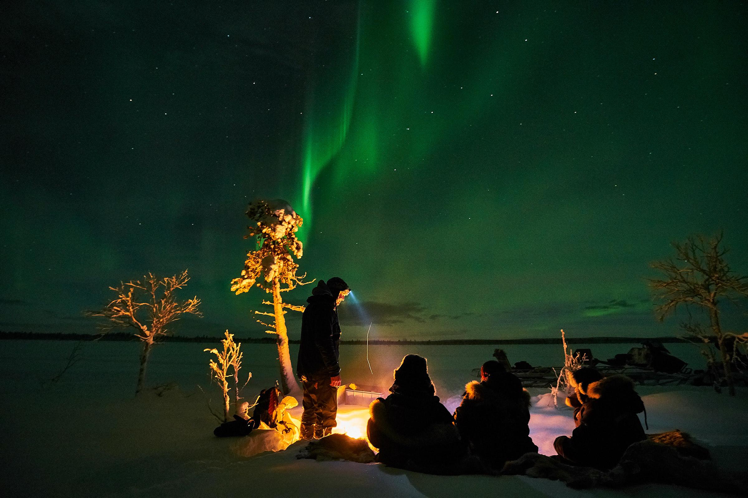 Otroligt-vackert-norrsken pannlampa