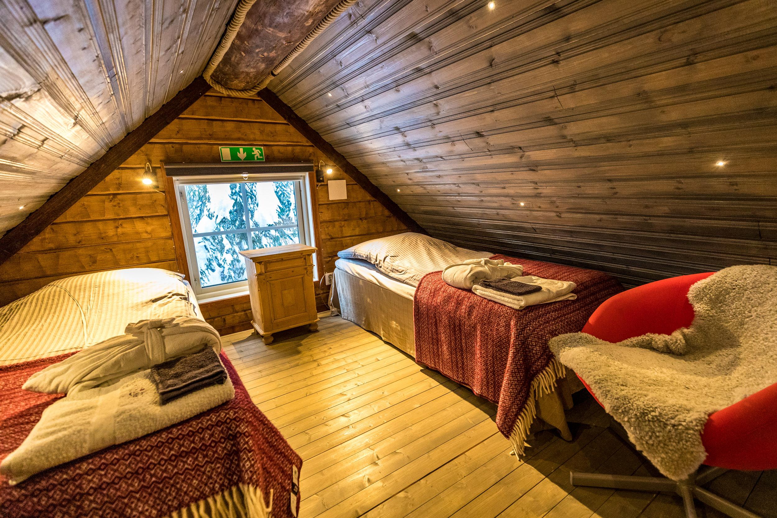 Viking-Cabin-loft-Lapland-Guesthouse-2